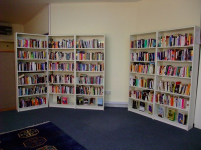 Al-Ain-English-School-community-library
