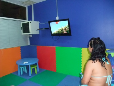 DVD room