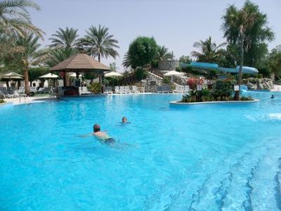 Hilton pool 2