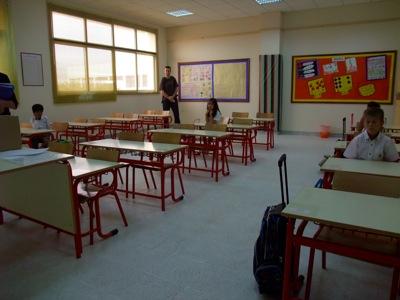 Choueifat classroom