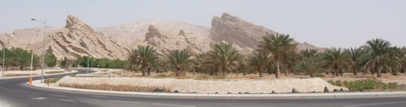 Jebel-Hafit-road3
