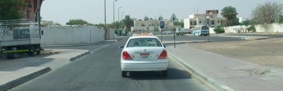 Al-Ain-driving-lesson-car.JPG