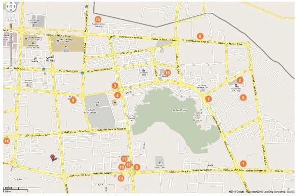 Al-Ain-map