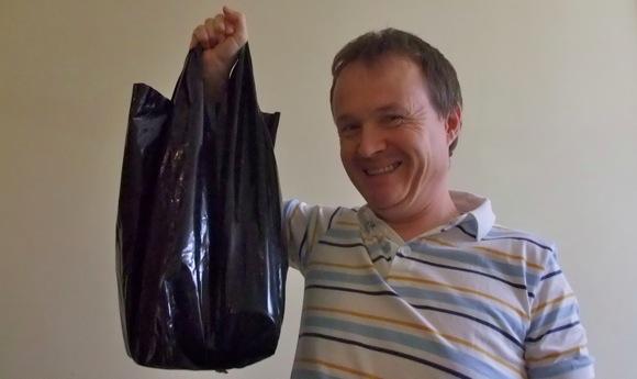 Liquor-bag