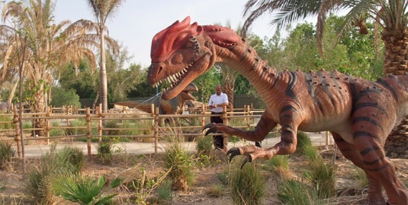 Al-Ain-Wildlife-Park-Dinosaur-Exhibition-3
