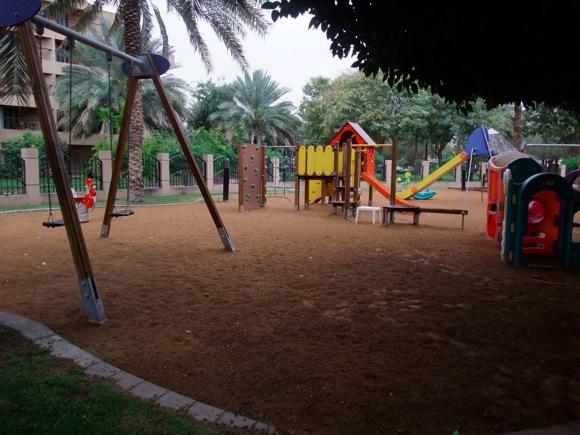 Intercontinental-Hotel-Al-Ain-childrens-play-area