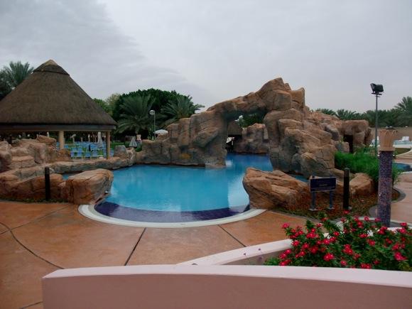 Intercontinental-Hotel-Al-Ain-childrens-pool