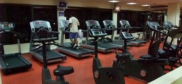 Intercontinental-Hotel-Al-Ain-gym