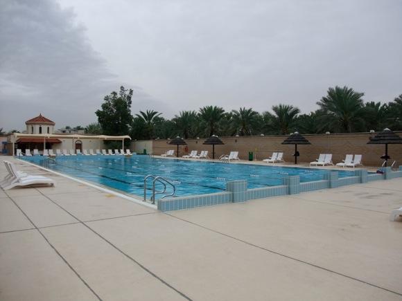 Intercontinental-Hotel-Al-Ain-main-pool