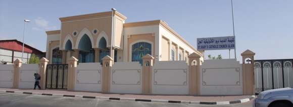 St-Marys-Catholic-Church-Al-Ain
