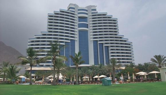 Le-Meridien-Al-Aqah-Beach-Resort-Hotel-Fujairah