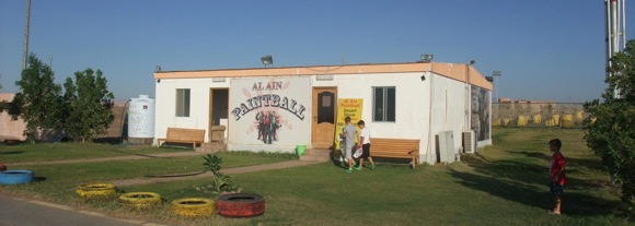 Al-Ain-Paintball