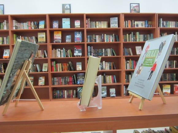 Book Oasis bookshop Al Ain